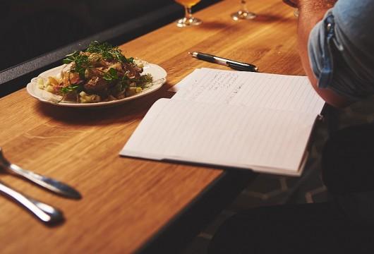 Mat og notater