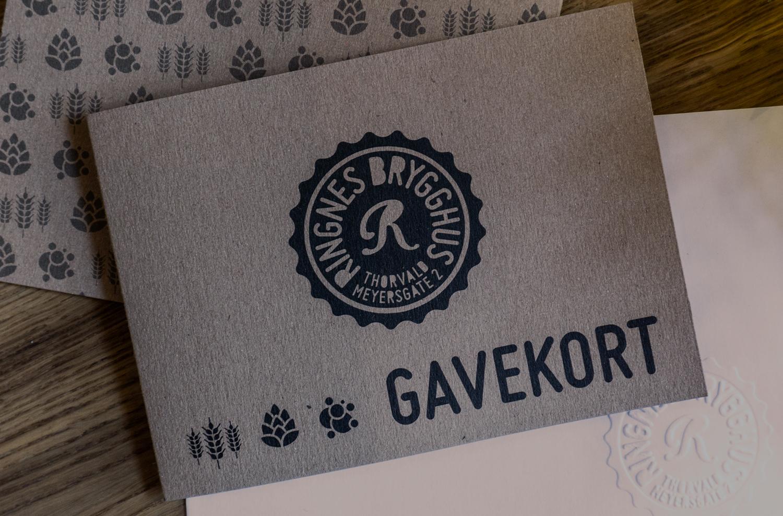 Gavekort Ringnes Brygghus